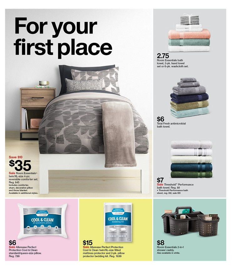 01.08.2021 Target ad 15. page