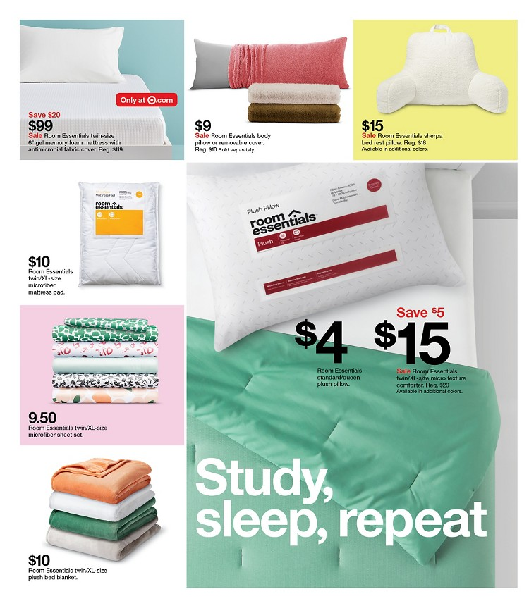 01.08.2021 Target ad 16. page