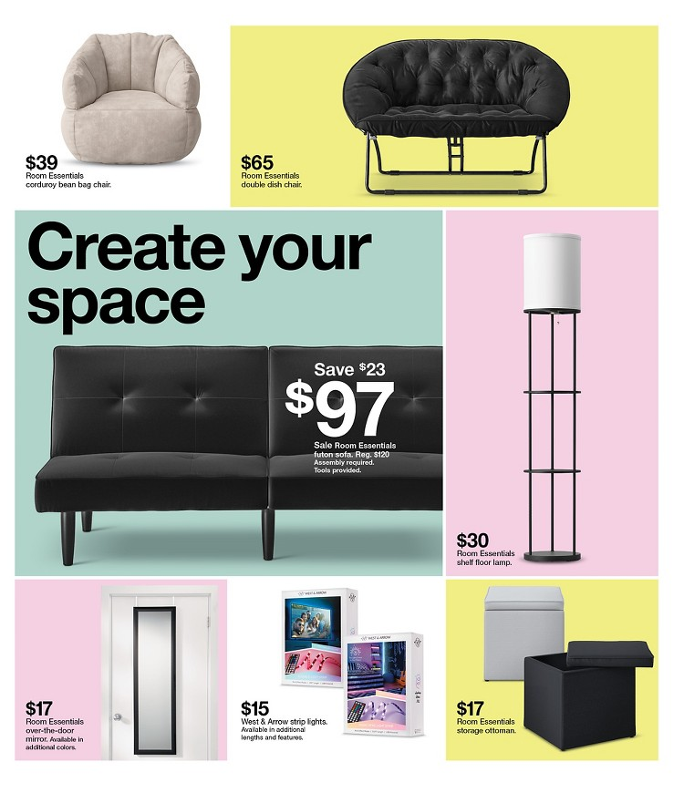 01.08.2021 Target ad 17. page