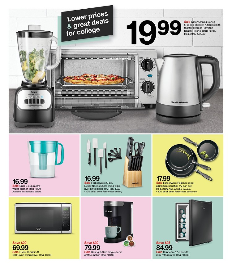 01.08.2021 Target ad 19. page