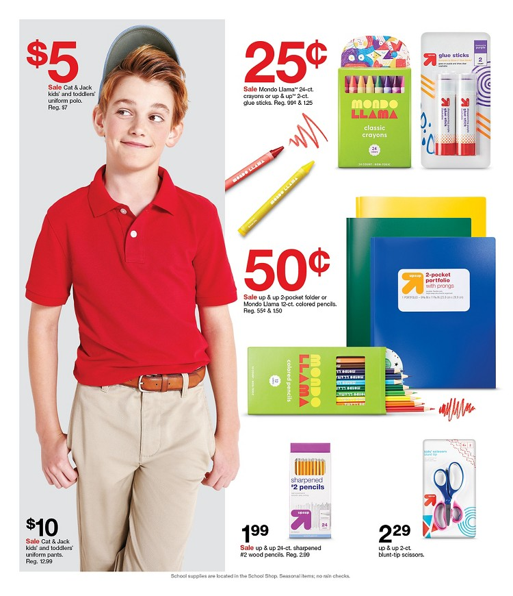 01.08.2021 Target ad 2. page