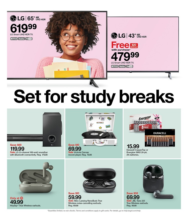 01.08.2021 Target ad 21. page