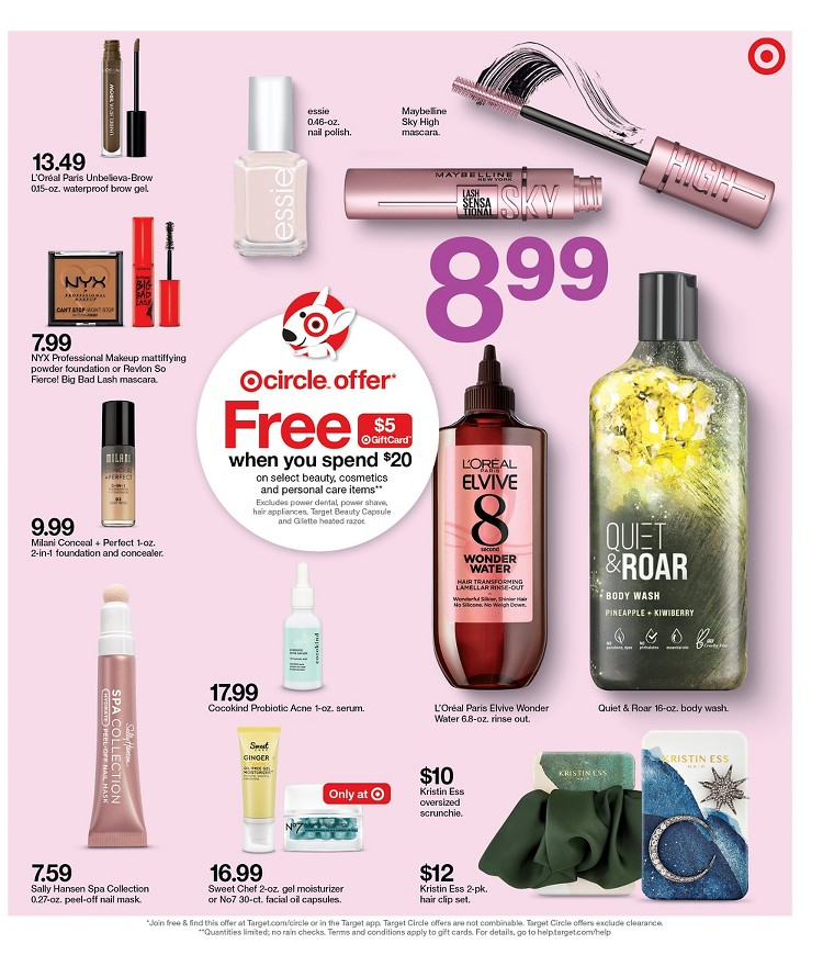 01.08.2021 Target ad 30. page