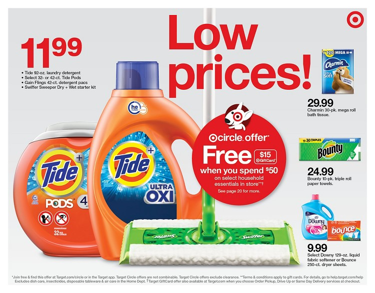 01.08.2021 Target ad 31. page