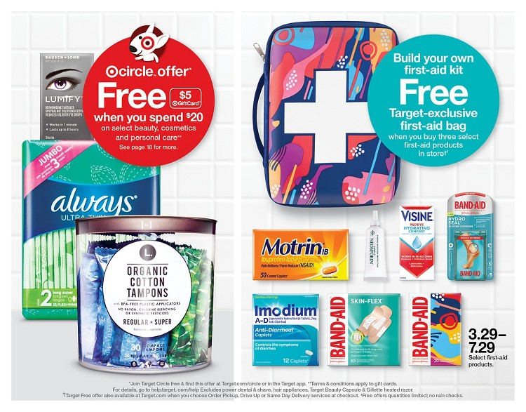 01.08.2021 Target ad 33. page