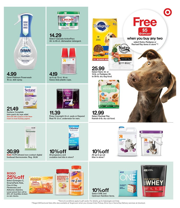 01.08.2021 Target ad 36. page