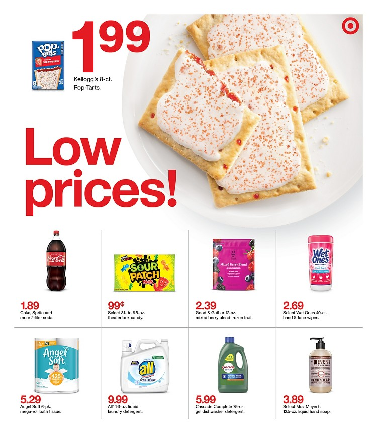 01.08.2021 Target ad 38. page