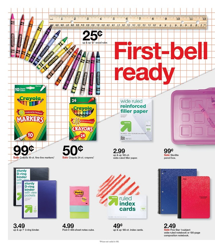 01.08.2021 Target ad 4. page