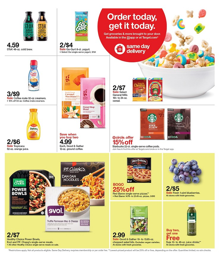 01.08.2021 Target ad 40. page