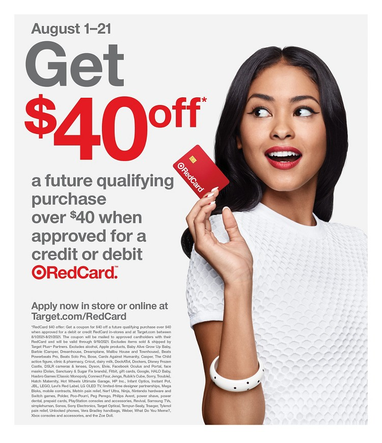 01.08.2021 Target ad 42. page