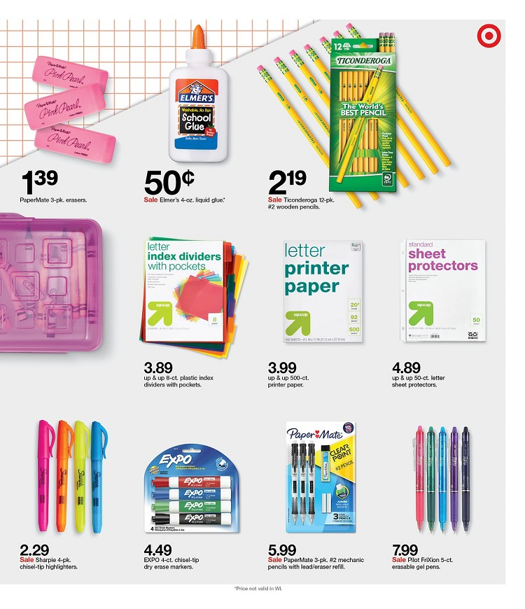 01.08.2021 Target ad 5. page