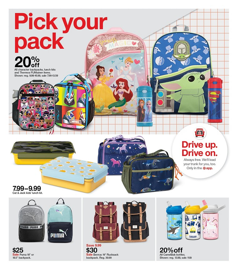 01.08.2021 Target ad 6. page