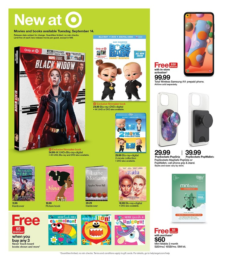 12.09.2021 Target ad 11. page