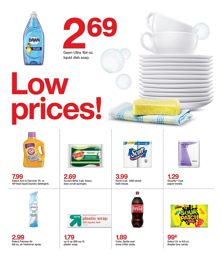 12.09.2021 Target ad 17. page