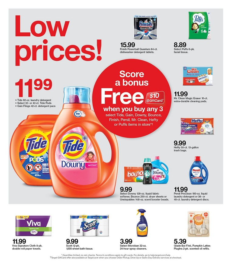 12.09.2021 Target ad 18. page