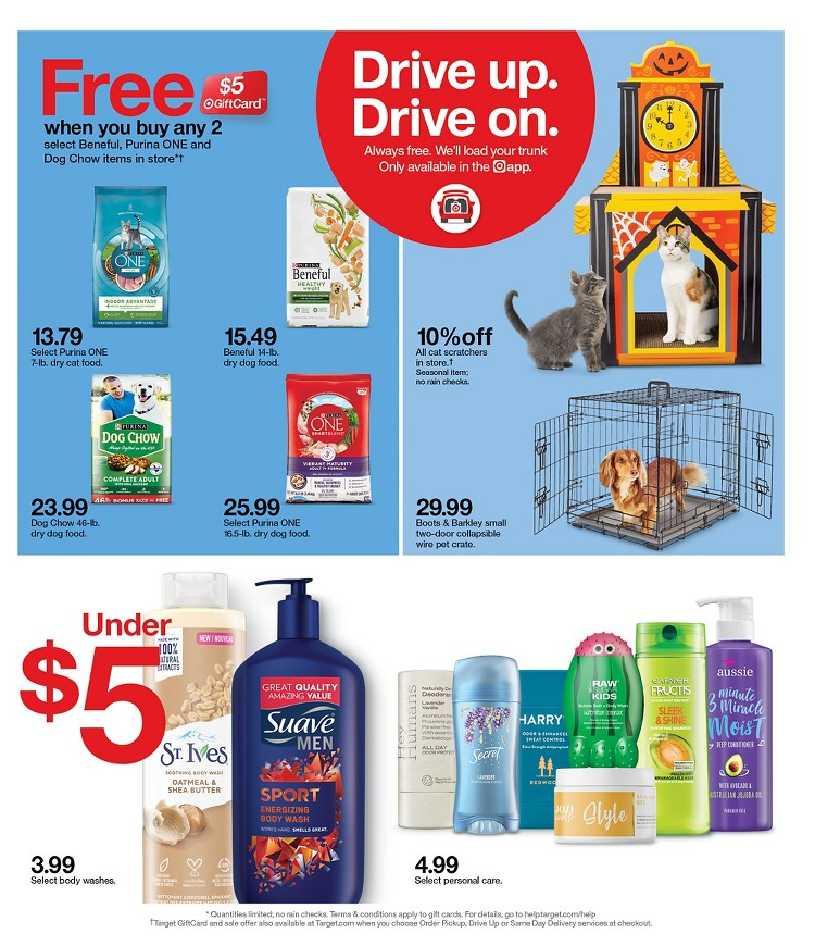 12.09.2021 Target ad 19. page