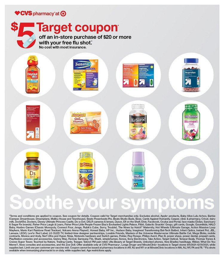 12.09.2021 Target ad 21. page