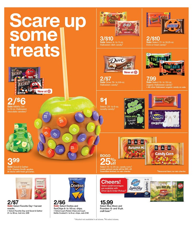 12.09.2021 Target ad 23. page