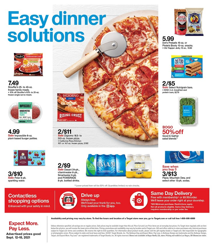12.09.2021 Target ad 24. page