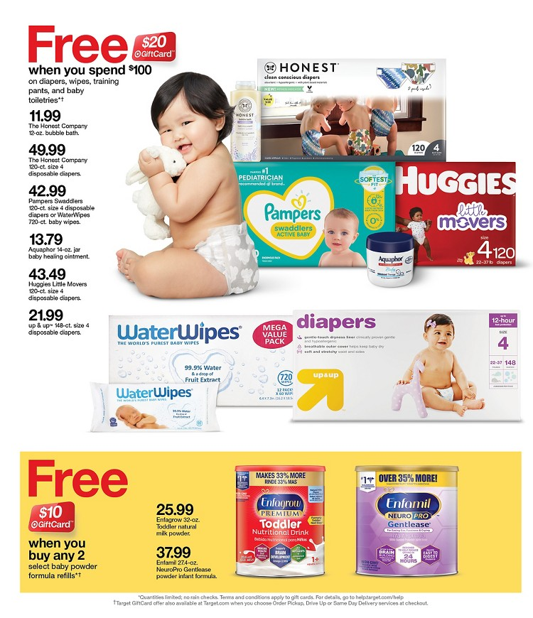 12.09.2021 Target ad 5. page