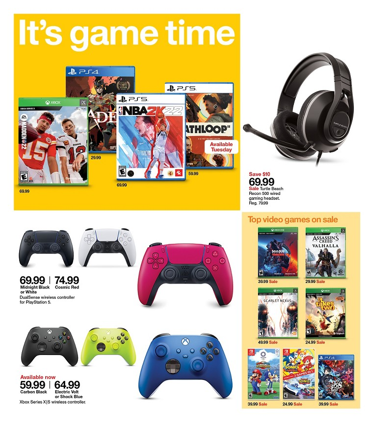 12.09.2021 Target ad 7. page