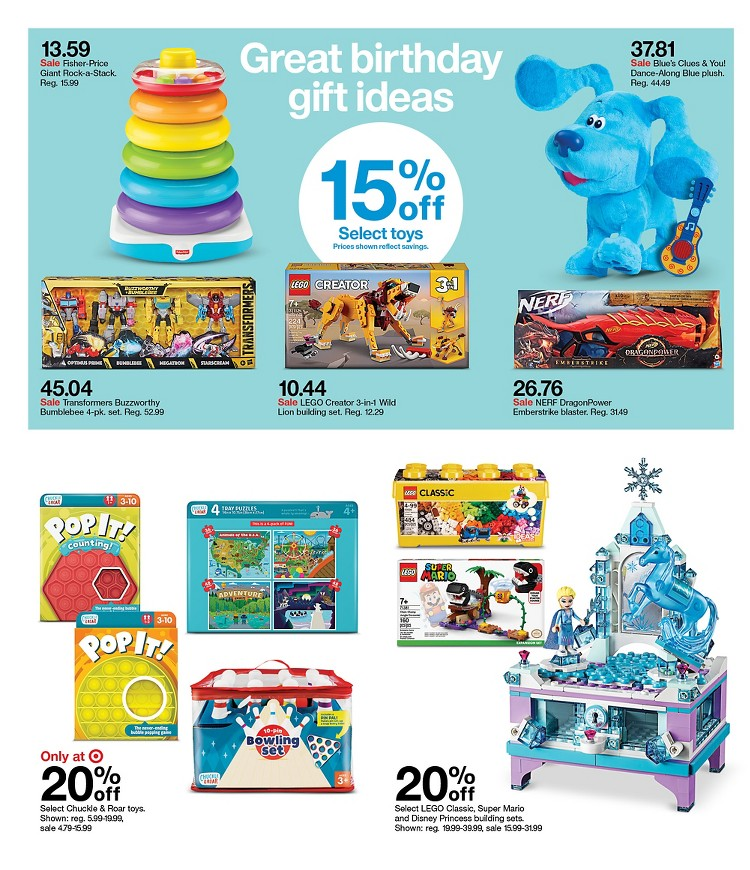 12.09.2021 Target ad 9. page