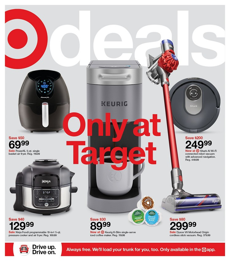 10.10.2021 Target ad 1. page