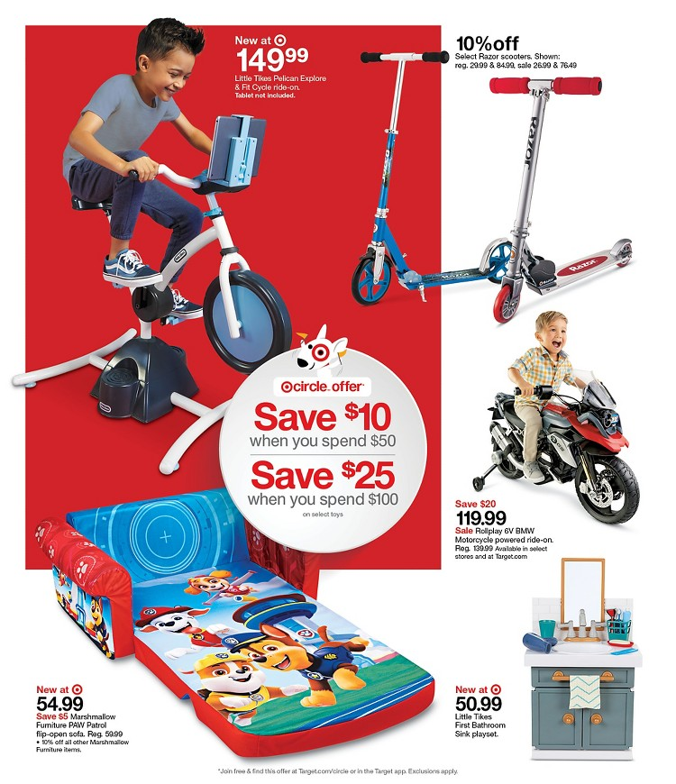 10.10.2021 Target ad 13. page