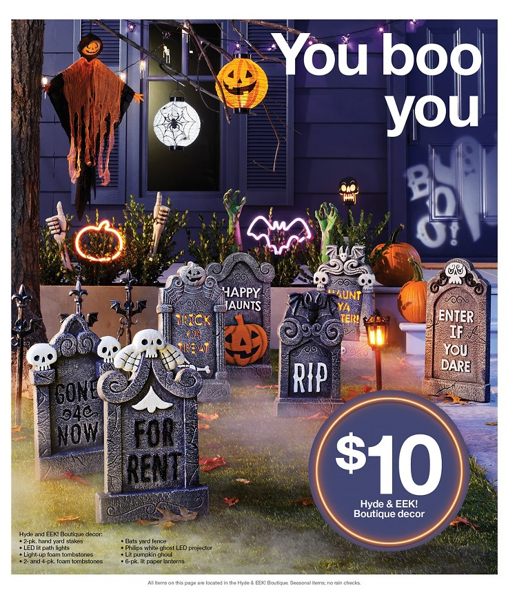 10.10.2021 Target ad 16. page
