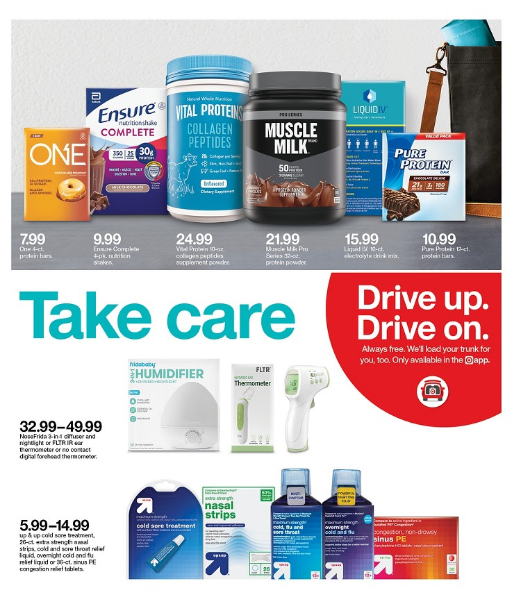 10.10.2021 Target ad 22. page