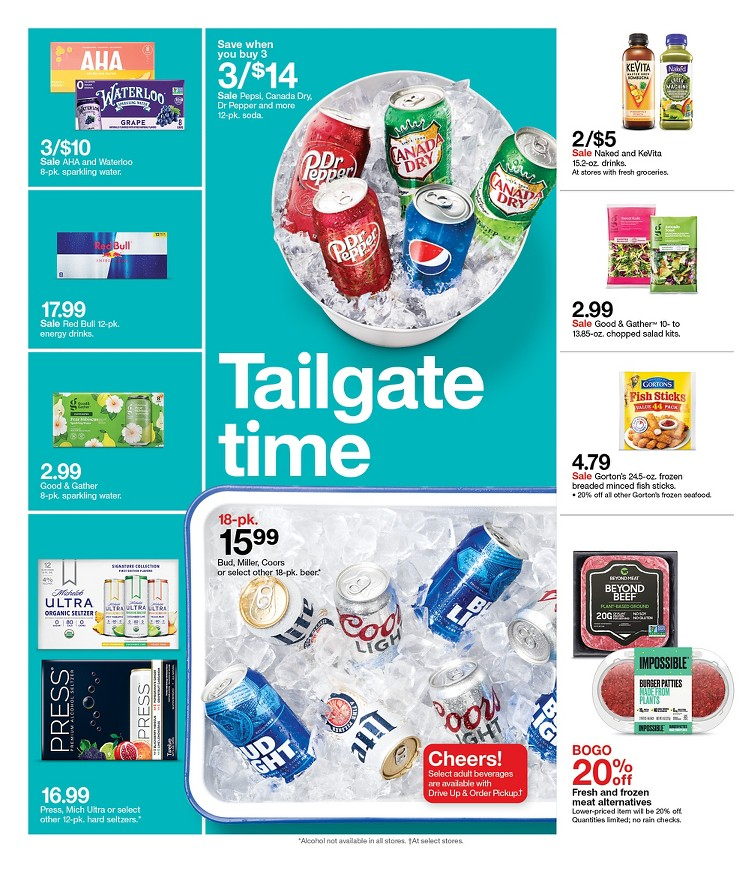 10.10.2021 Target ad 27. page