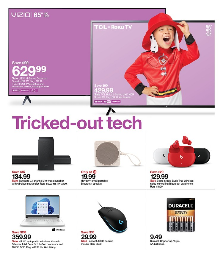 10.10.2021 Target ad 5. page