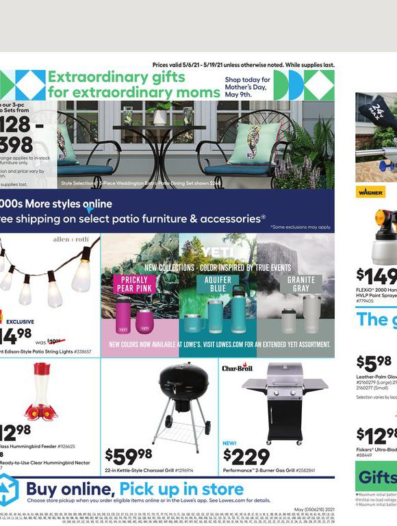 06.05.2021 Lowes ad 2. page