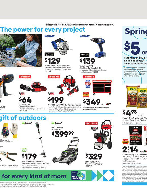 06.05.2021 Lowes ad 3. page