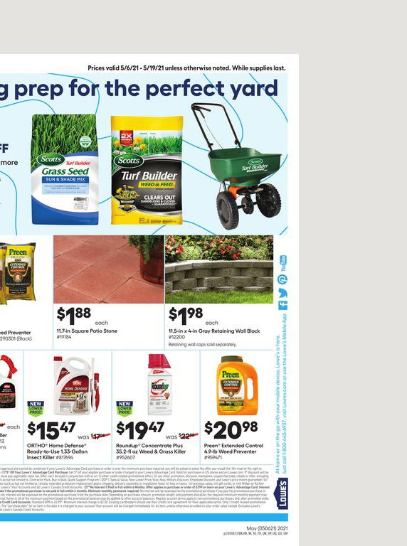 06.05.2021 Lowes ad 4. page