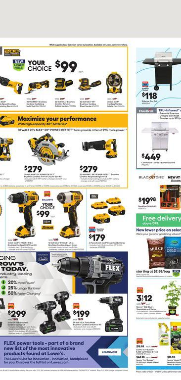 10.06.2021 Lowes ad 5. page
