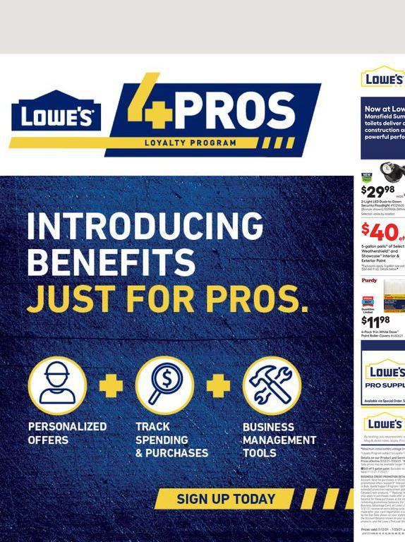 12.07.2021 Lowes ad 2. page