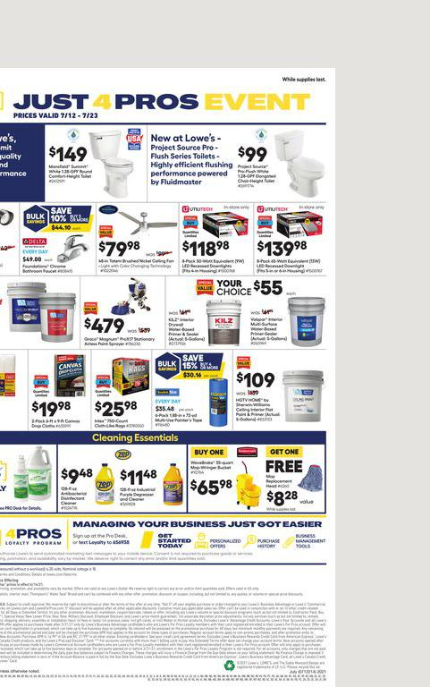 12.07.2021 Lowes ad 3. page