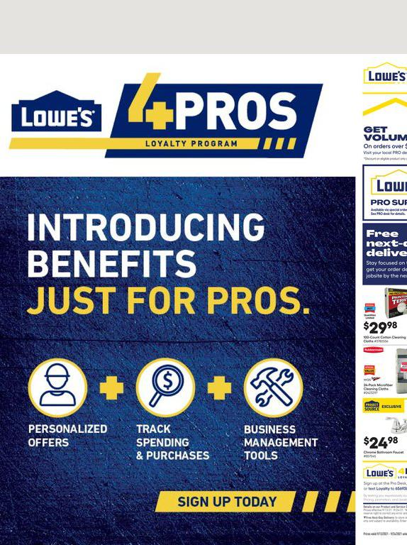 13.09.2021 Lowes ad 2. page