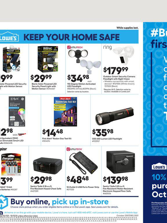07.10.2021 Lowes ad 2. page