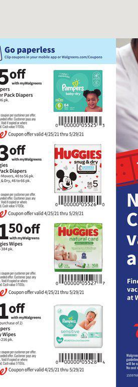 25.04.2021 Walgreens ad 16. page