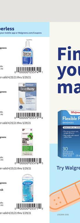 25.04.2021 Walgreens ad 38. page