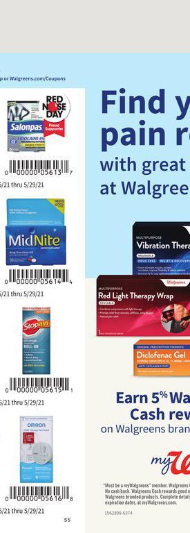 25.04.2021 Walgreens ad 55. page