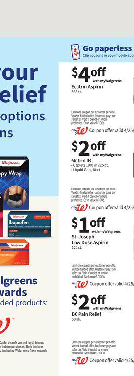 25.04.2021 Walgreens ad 56. page