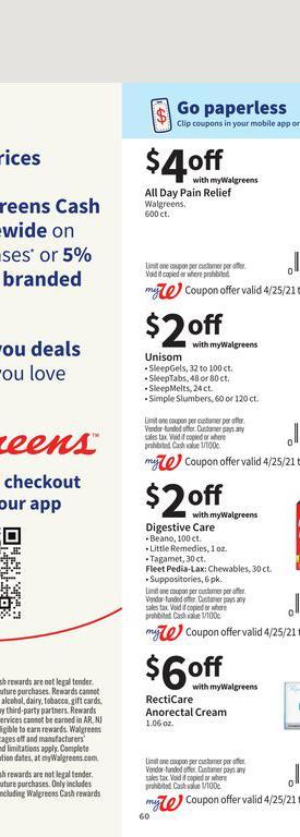 25.04.2021 Walgreens ad 59. page