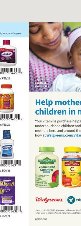 25.04.2021 Walgreens ad 64. page