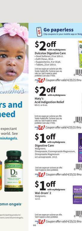 25.04.2021 Walgreens ad 65. page