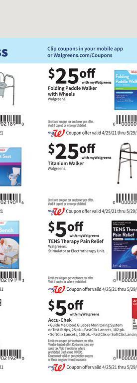 25.04.2021 Walgreens ad 74. page