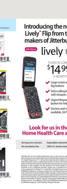 25.04.2021 Walgreens ad 76. page