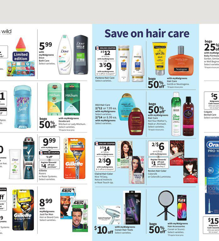 09.05.2021 Walgreens ad 14. page